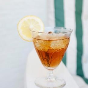 bermagot iced tea cocktail recipe