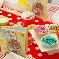 Peanut Butter Bites [Candy Making for Kids Blog Tour]