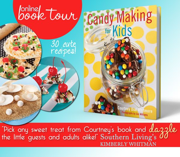Peanut Butter Bites as part of the Candy Making for Kids blog tour