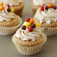 Biscoff Cupcakes with Biscoff Buttercream