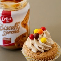 biscoff cupcakes with biscoff buttercream recipe