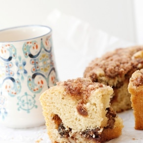 blue ribbon coffee cake recipe