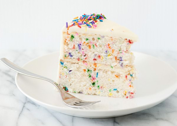 Funfetti cake recipe – always a hit