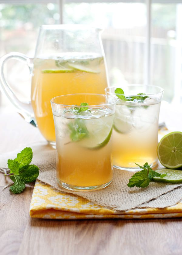 Image result for lemon mint tea