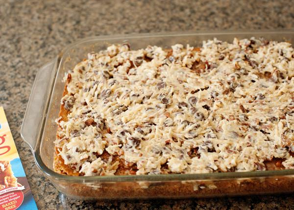 chocolate chip oatmeal cake recipe