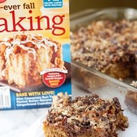 chocolate chip oatmeal cake recipe