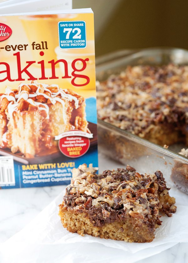 Recipe: Chocolate chip oatmeal cake
