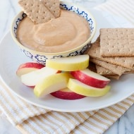 healthy pumpkin pie dip recipe