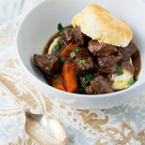 balsamic beef stew recipe