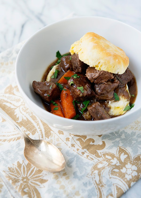 Recipe: Balsamic beef stew