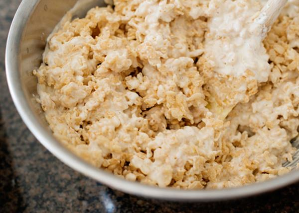 flour bakery rice krispie treats