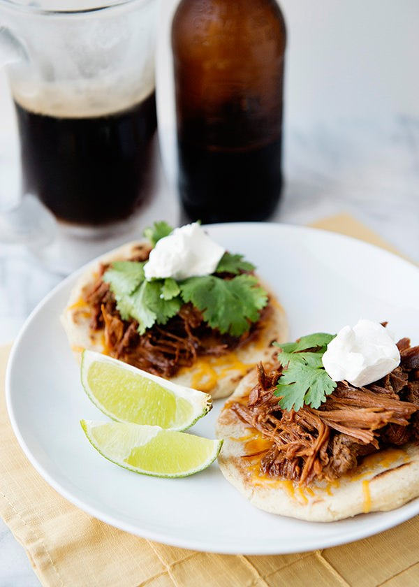 Recipe: Sweet slow cooked pork