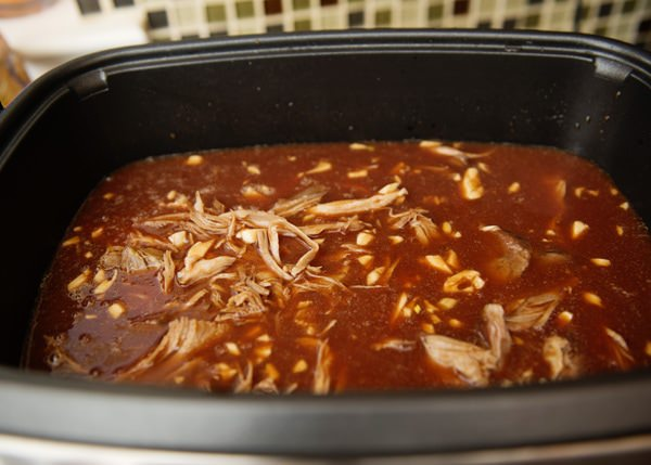 sweet slow cooked pork recipe