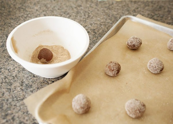 chocolate snickerdoodle recipe