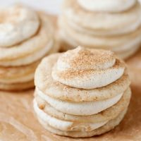 snickerdoodle stack recipe