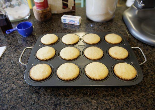 caramel cupcakes recipe