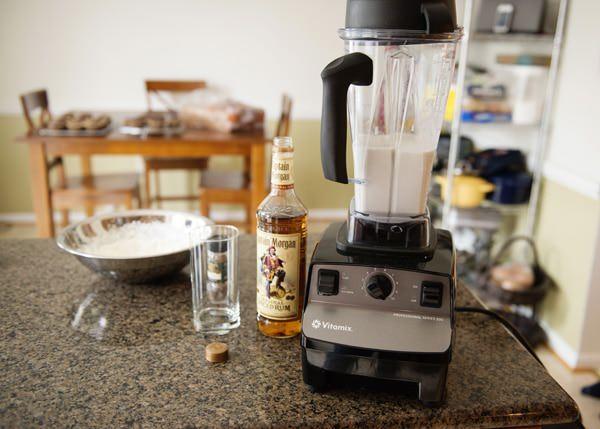 coconut rum shakes recipe