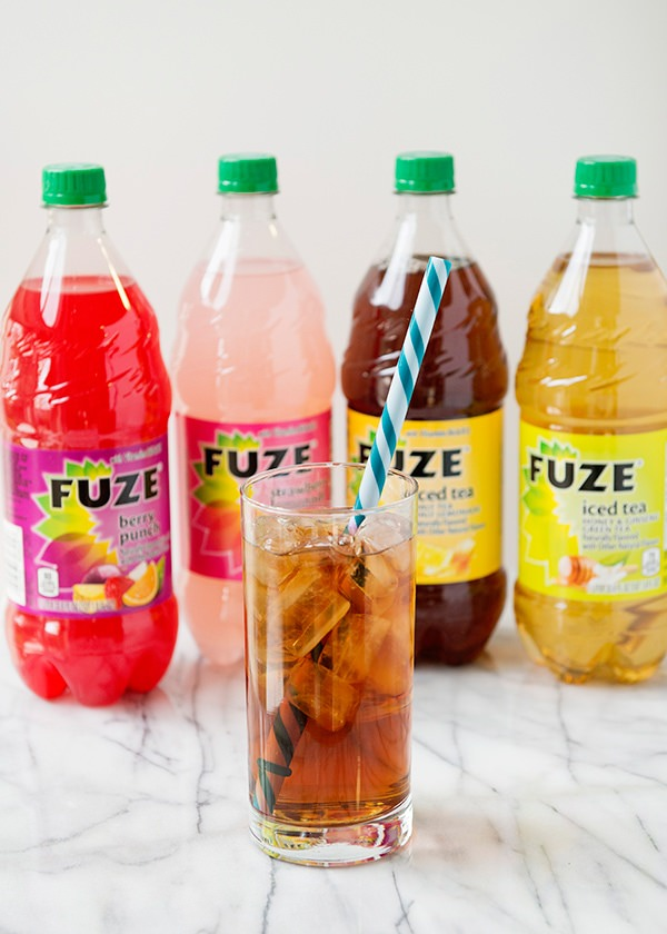 FUZE and a $50 American Express Gift Card Giveaway