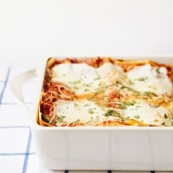 vegetarian lasagna recipes