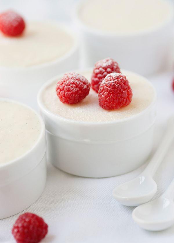 white chocolate mousse recipe
