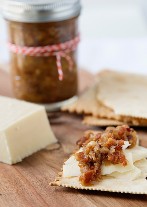 Recip: Bacon jam