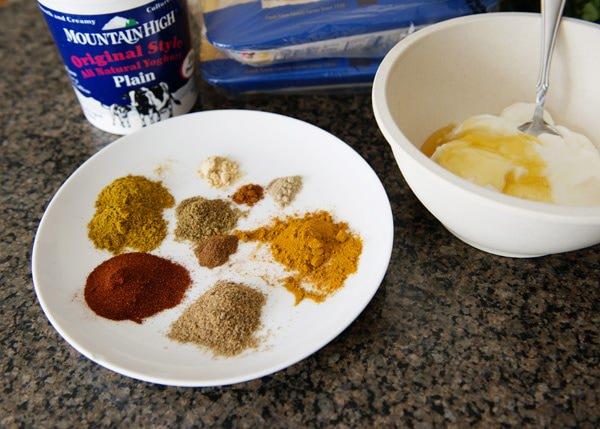 indian spiced chicken drumsticks recipe