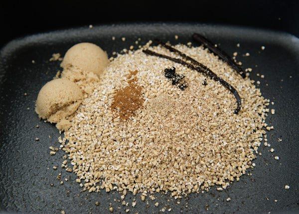 vanilla spiced oatmeal recipe