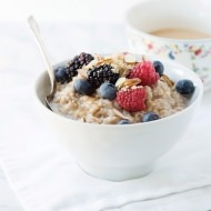 vanilla spiced oatmeal recipe