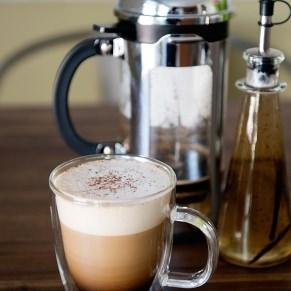 copycat starbucks vanilla spice latte recipe