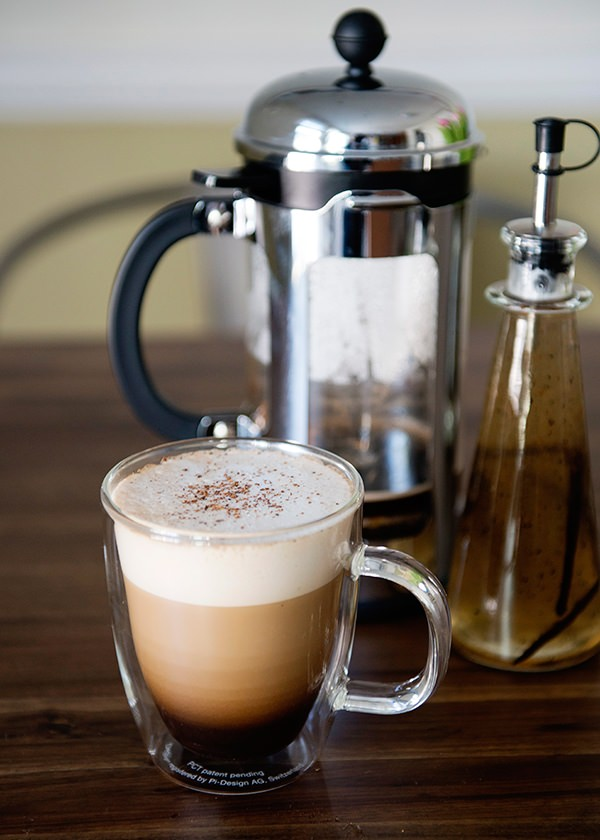 Vanilla spice latte bodum french press and frother - Starbucks bodum french press ...