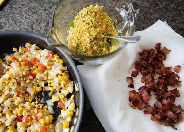 spicy bacon and corn macaroni and cheese recipe