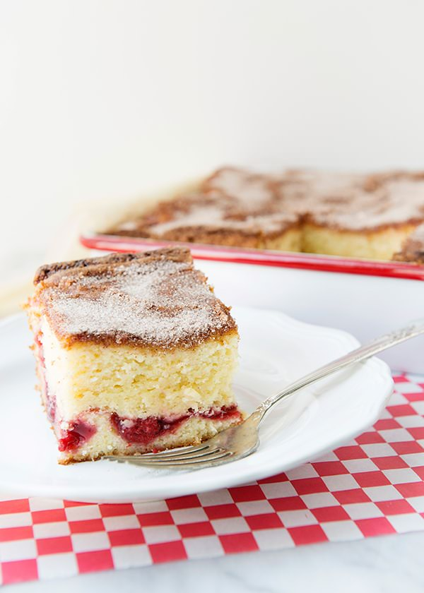 cherry blosson cake