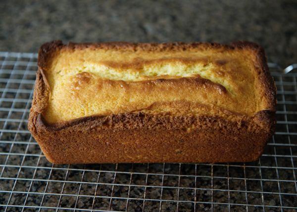 lemon rosemary yogurt cake recipe