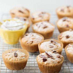 maple oatmeal muffin recipe