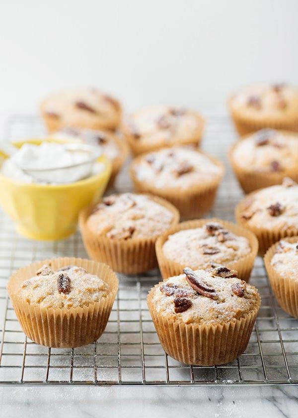 maple oatmeal muffin recipe