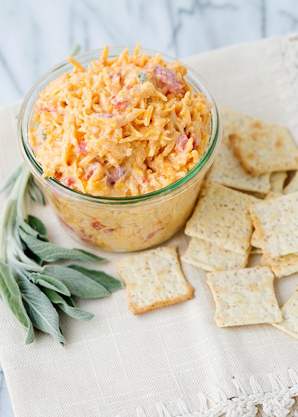 Pimento Cheese - Baked Bree