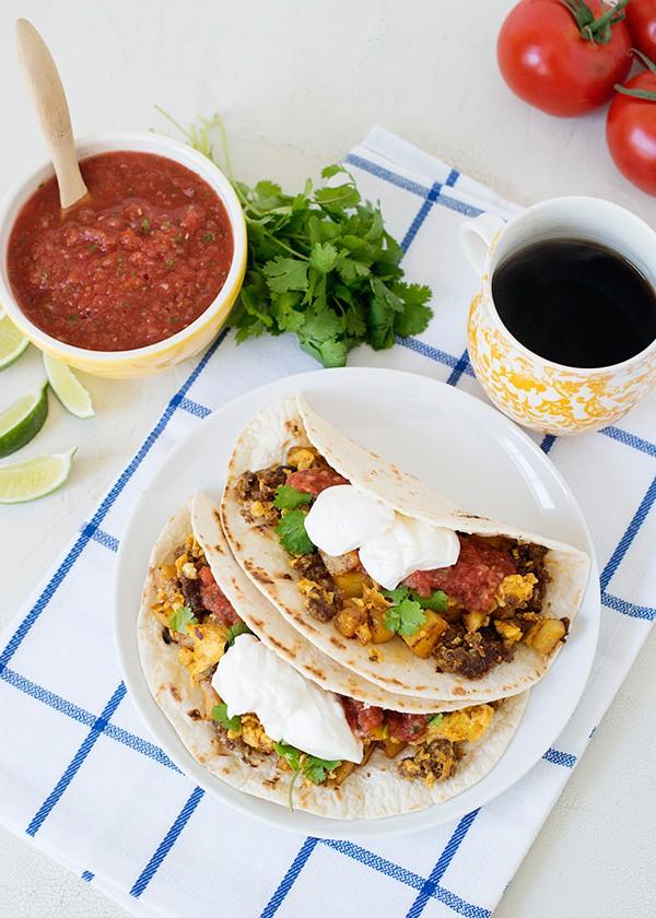 breakfast taco recipe
