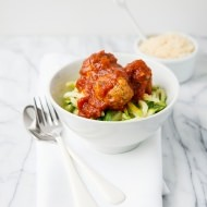 super clean turkey meatballs recipe