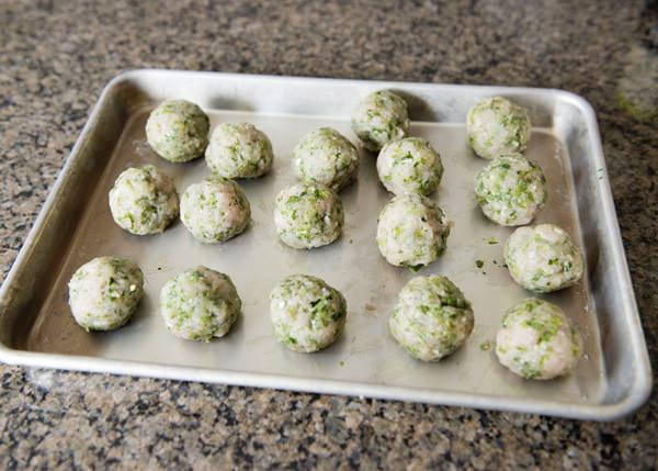 super clean turkey meatball recipe
