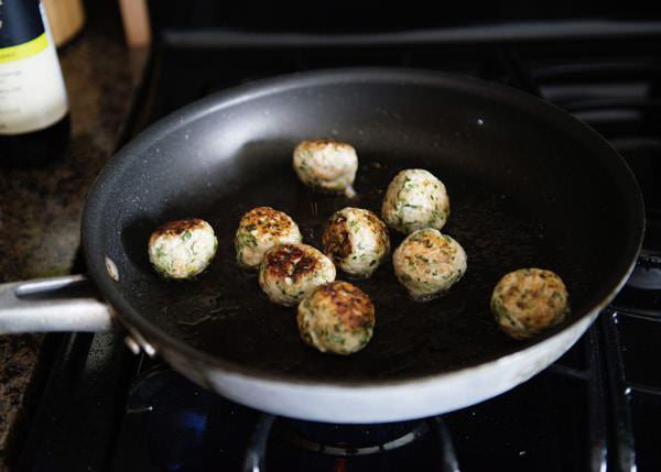 super clean turkey meatball recipe