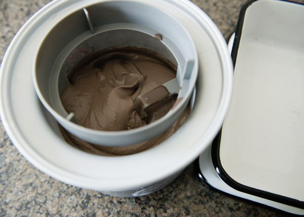 Dark Chocolate Ice Cream Recipe