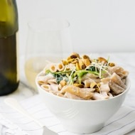 kale and ricotta pasta recipe