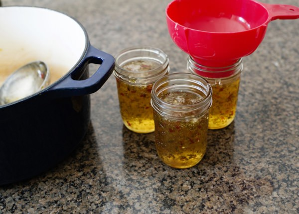 hot pepper jelly recipe
