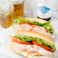 turkey and pepper jelly sandwich recipe