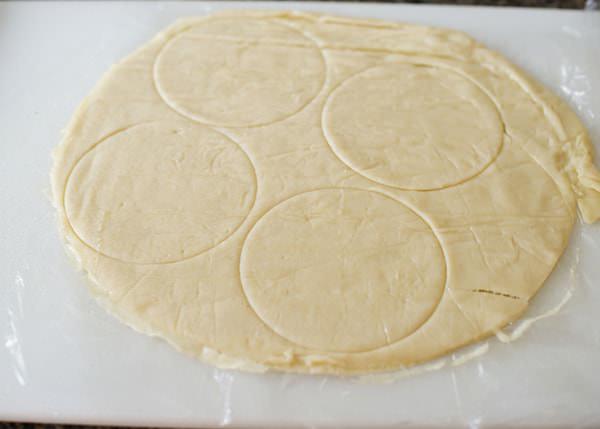 mini pie crust recipe