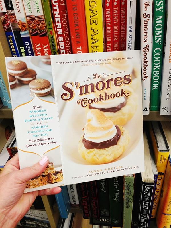 smores cookbook