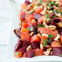 roasted beet and orange salad recipe