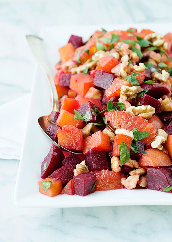 roasted beet and orange salad recipe