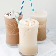 almond breeze iced coffee shakes