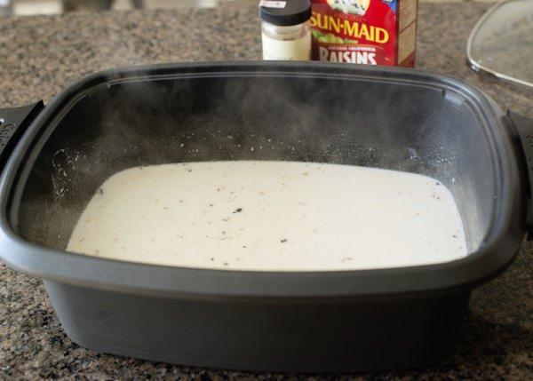 Rice Pudding Brûlée recipe